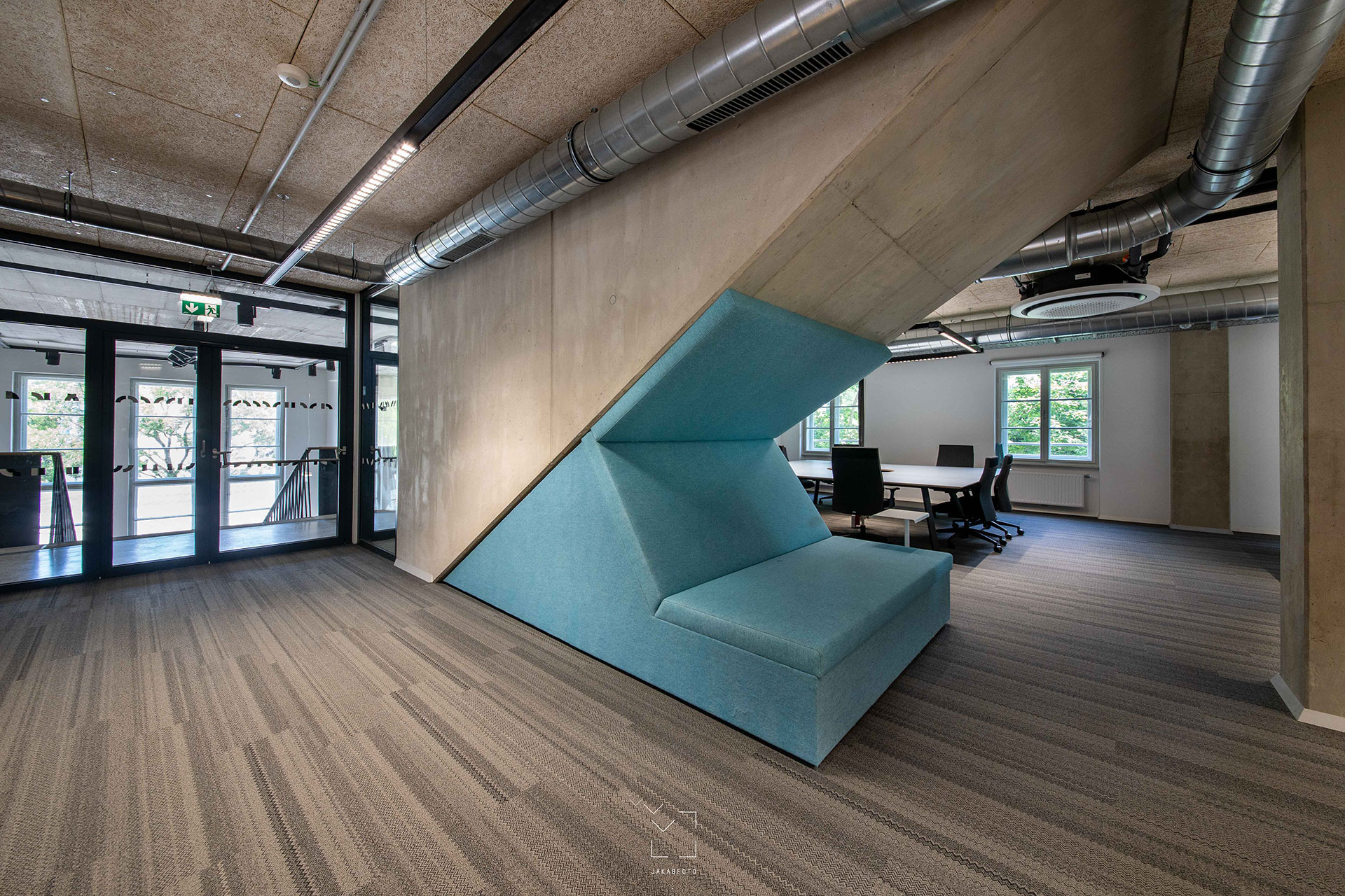 AULA x Graz   AULA CoWorking and Living Spaces